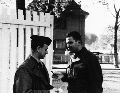 Heckscher, Sichel 1946 Berlin CIA Headquarters